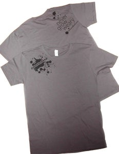 Image of Never Grow Weary Grey T-shirt