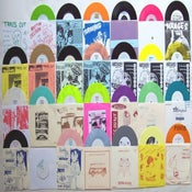 Image of speedowax/just another day records dropdown to choose release you wanna buy