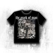 Image of 'Death As A Cut Throat' Black Tee Shirt