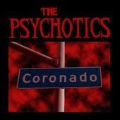 Image of The Psychotics - Coronado - CD EP