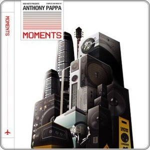 Image of Moments Vol 1 Mixed by Anthony Pappa