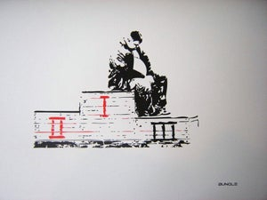 Image of Champion - Limited Edition Print
