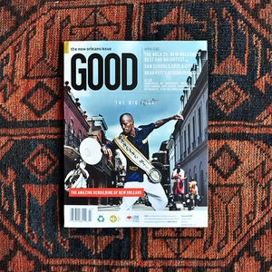 Image of Issue 020: The New Orleans Issue