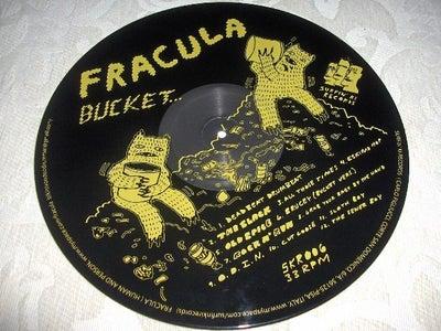 "Image of Fracula - ""Bucket"" onesided LP"