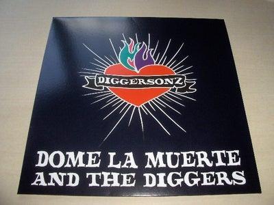 "Image of Dome La Muerte & The Diggers - ""Diggersonz"" LP"