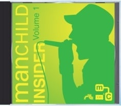 Image of Manchild Insider Volume 1 On CD