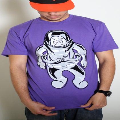 Image of Astrobear (Purple)