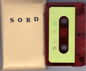 "Image of Sord - ""Endless Muselike Vision"" C30"