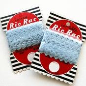 Image of Vintage Ric Rac - Light blue