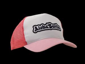 Image of Trucker Mesh Cap (candy-white)