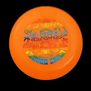 Image of Freestyle Frisbee - Voodoo Child (orange)