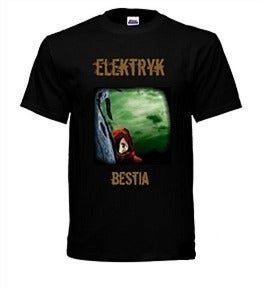 Image of Elektryk Bestia Morbid Path Man T Shirt