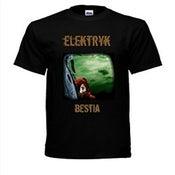 Image of Elektryk Bestia Morbid Path Man T Shirt