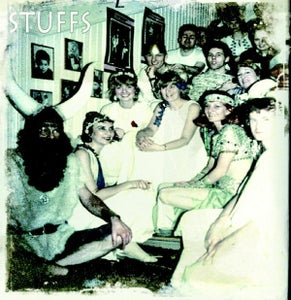 Image of STUFFS Vol. 1 Compilation LP
