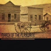 Image of March Of The Playwrite - Eight Track EP