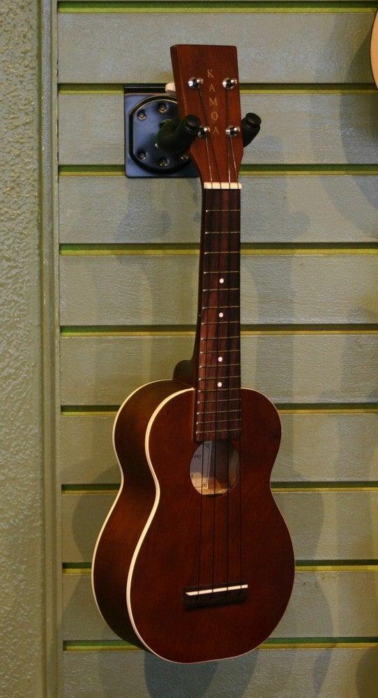 kamoa ukulele company kamoa soprano ukulele model es. Black Bedroom Furniture Sets. Home Design Ideas