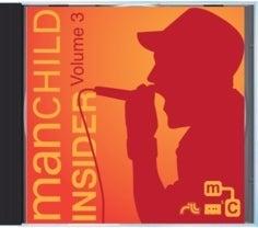 Image of Manchild Insider Volume 3 on CD