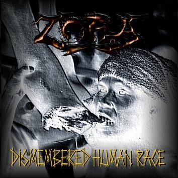 Image of DISMEMBERED HUMAN RACE ( demo )