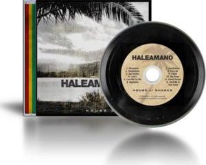 "Image of HaleAmanO ""House of Sharks"" CD"