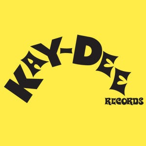 Image of KAYDEE-BLACK ON YELLOW
