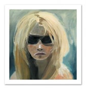 Image of Brigitte at the Sea Print