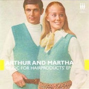 Image of Bot3 - Arthur and Martha - Music For Hairproducts EP