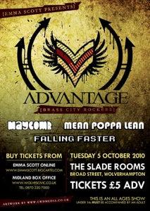 Image of Emma Scott Presents: ADVANTAGE Tickets