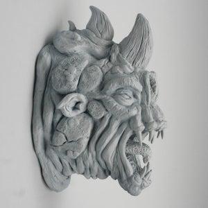 Image of HORNED BEAST
