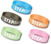Image of OneStepAway Double-Wide Bracelet