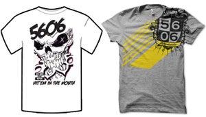 Image of Skull / Shield Shirt