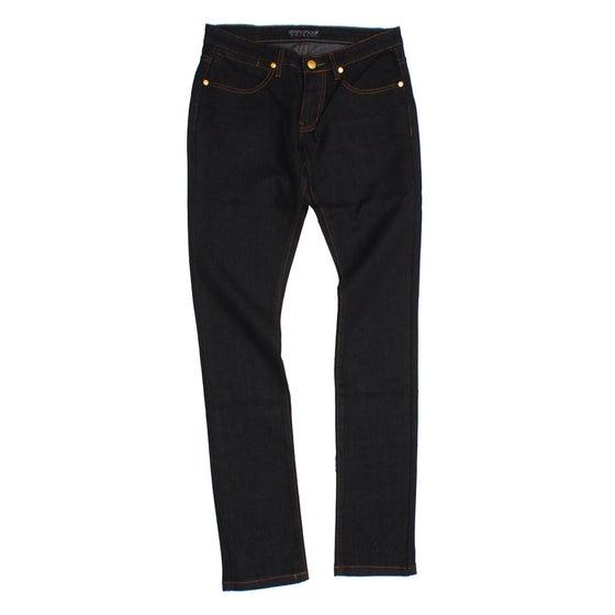 Image of Dark Denim Jeans