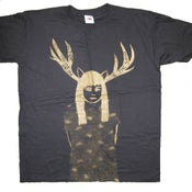 Image of ANTLER GIRL T-SHIRT