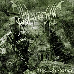 """Image of Exquisite Pus """"Dead (forgotten)"""" CD"""