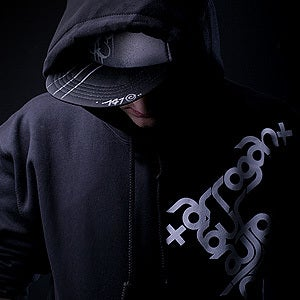 Image of Arrogant Zip-Up hoodie