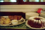 Image of cake breakfast