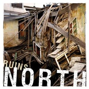 "Image of NORTH ""Ruins"" LP+CD"