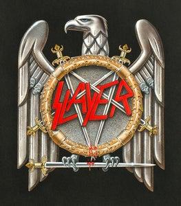 Image of Slayer Eagle Original Art