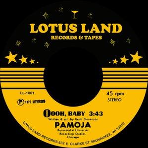 "Image of LL-1001 - Pamoja / Jewel ""Ooh Baby"" b/w ""Paradise"""