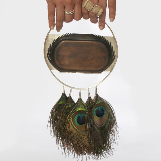 Image of Peacock Purse