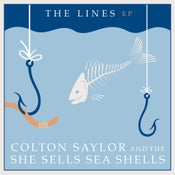 "Image of Colton Saylor - ""The Lines EP"""