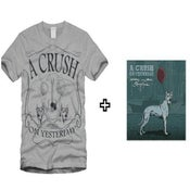 Image of COMBO DEAL (Shirt + NEW EP)