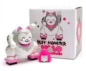 Image of Buff Monster Miao & Mousubi Vinyl Figure Set