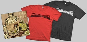 Image of Tales of The Worm Tshirt Bundle