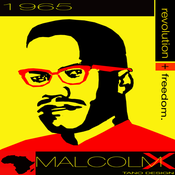 Image of Tribute Malcolm X Poster