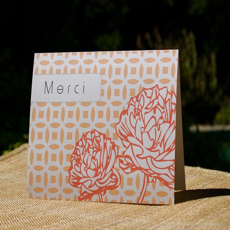 Image of Merci Note Set