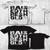 Image of RAISED THRESHOLD Distressed Tee