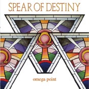 Image of SPEAR OF DESTINY STUDIO ALBUM : 'Omega Point' CD