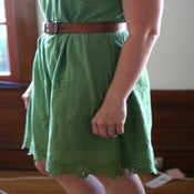 Image of Green Summer Dress