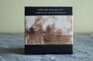 """Image of KOWLOON WALLED CITY """"Gambling On The Richter Scale"""" CD (PMM027)"""