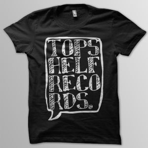 Image of Topshelf Records - Logo Shirt